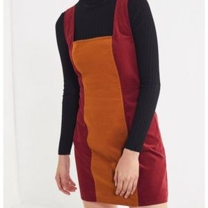 Urban outfitters 70s Pinafore dress